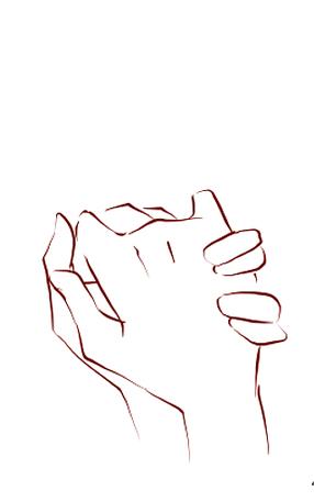 手の平でなじませる